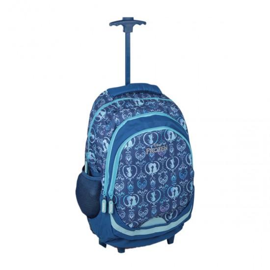"""Frozen School Trolley Bag 18"""" FK101486"""