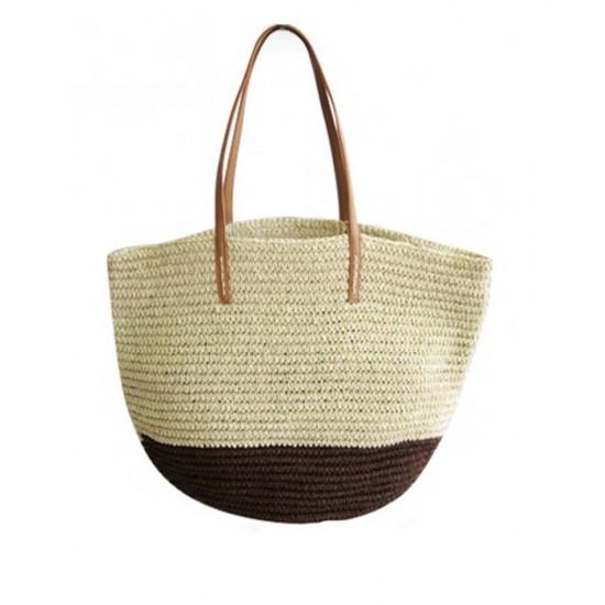 100% Handmade Paper Fashion Lady Handbag for Vacation